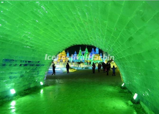 ice and snow world harbin