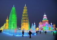 Harbin Ice and Snow World China