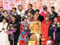 International Ice Collective Wedding Ceremony Harbin
