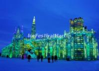 Harbin Ice Festival 2014 Slideshow