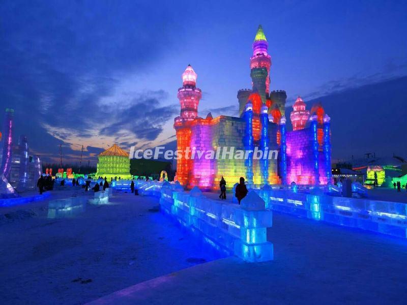 Ice Festival 2015 Harbin