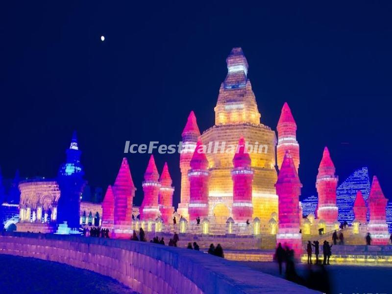2016 Harbin Ice and Snow World