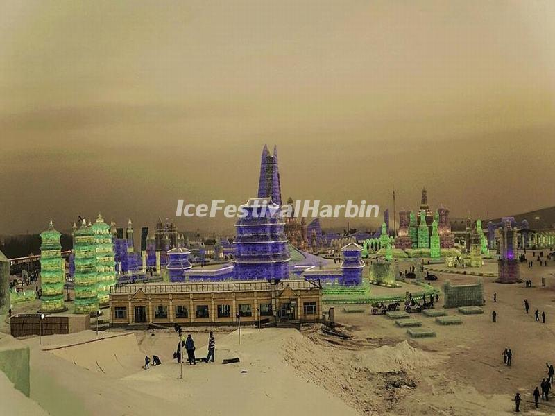 Harbin Ice and Snow World 2016