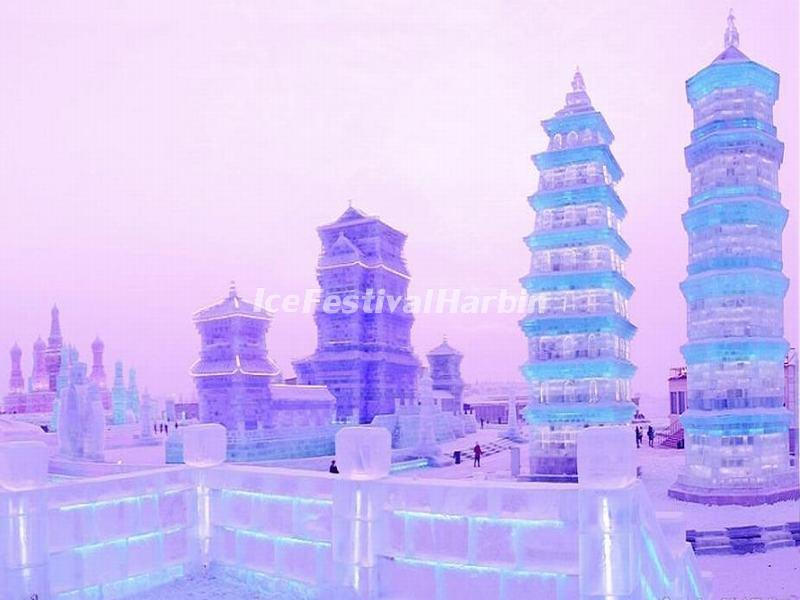 Harbin Ice Festival 2016 Harbin Ice Festival 2016 Photos