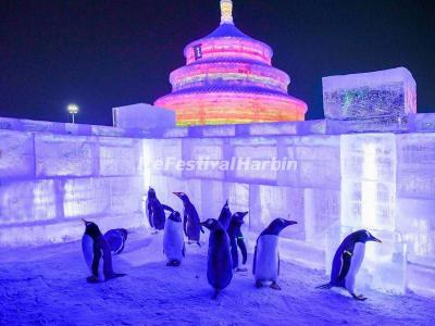 2018 Harbin China Ice Festival