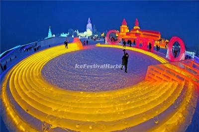 2021 Harbin Ice Sculpture Festival