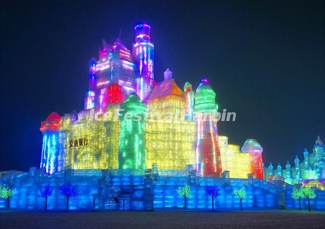 Harbin Ice Festival Pictures 2011