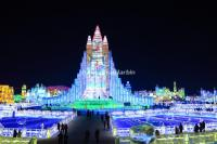 Harbin Ice Festival Wallpapers