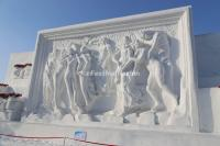 Snow Sculptures on Harbin Sun Island