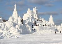 Harbin Ice Festival HD Wallpaper