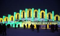 Harbin Ice and Snow World Wallpaper