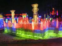 Harbin Ice Lanterns