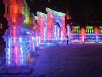 Ice Lantern Harbin, China