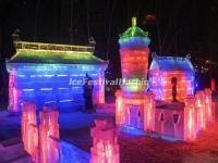 Ice Lantern in Harbin