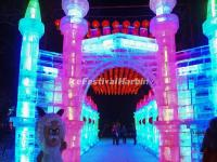 2015 Harbin Ice Lantern Fair