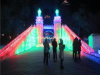 Harbin Ice Lantern Fair 2017
