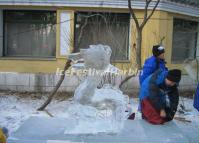Harbin Ice Sculpture Competition