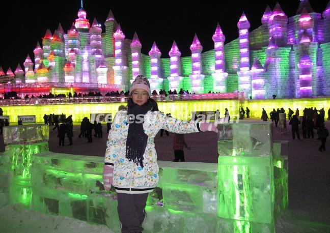 Visit Harbin International Ice and Snow Sculpture Festival