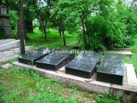 Harbin Jewish Tombs