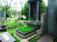 Jewish Tombs in Harbin