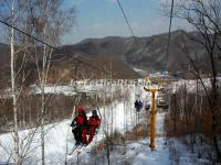 Harbin Jihua Changshou Mountain Ski Resort