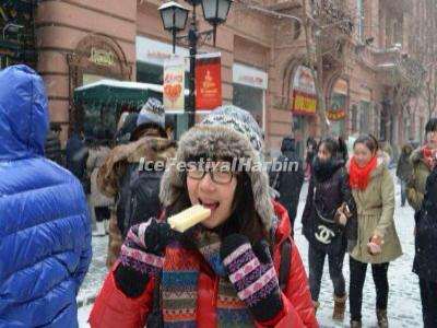 Harbin Modern Ice Lolly