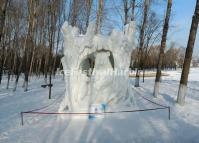 Snow Sculpture Harbin 2014: Spring
