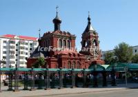 St. Alekseyev Church Harbin