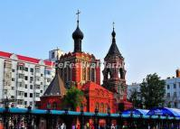 Harbin St. Alekseyev Church China