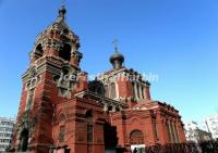 St. Alekseyev Church Harbin China
