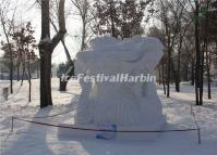 Harbin Sun Island International Snow Sculpture Art Expo 2014