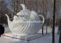 Harbin Ice Festival Snow Sculpture Art