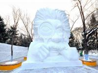 Harbin Snow Sculpture Expo 2015
