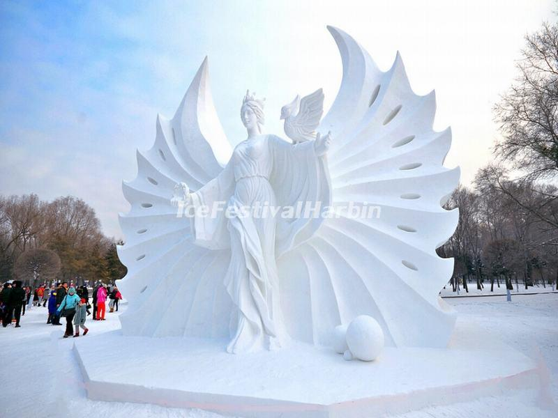 Harbin Tourist Attractions Places To Visit In Harbin China