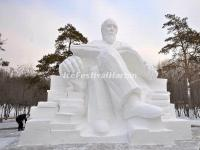 Harbin Snow Sculpture 2015 - Darwin
