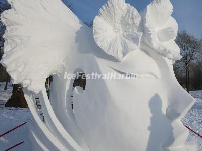 Harbin Sun Island International Snow Sculpture Art Expo 2019