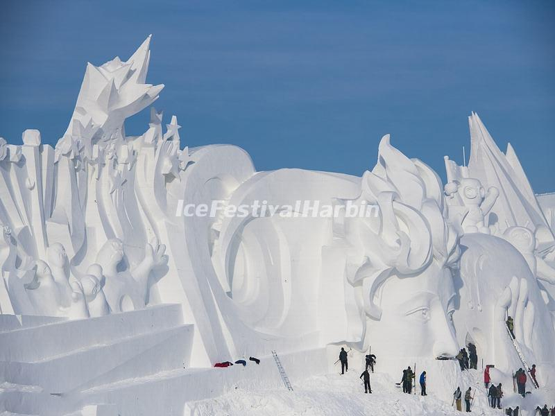 Winter Festival 2020.Harbin Ice Festival 2020 Activities And Events