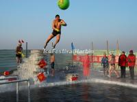 Harbin Winter Swimming Performance