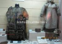 The Exhibits in Harbin Heilongjiang Provincial Museum