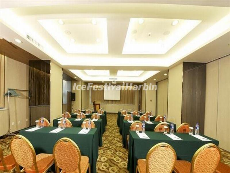 Holiday Inn City Centre Harbin Large Meeting Room