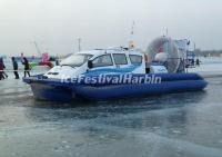Hovercrafts in Harbin