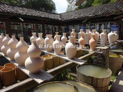 Jingdezhen Ceramic Historical Exhibition Area