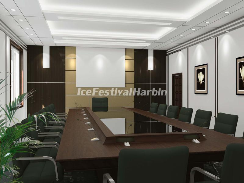 Jingu Hotel Harbin Small Meeting Room