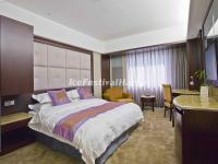 Jingu Hotel Harbin Deluxe King Size Bed Room