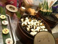 The Snack Foods in Chengdu Jinli Old Street