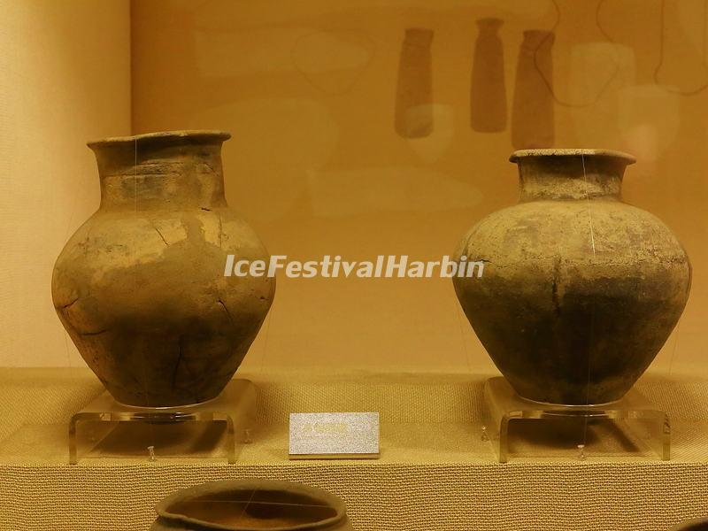 The Jars in Jinsha Site Museum