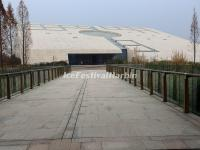 Jinsha Site Museum Outside