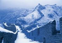 Badaling Great Wall Snowscape