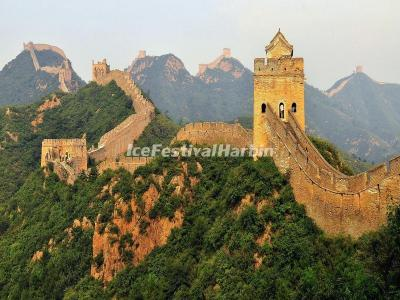 The Great Wall of Jinshanling Section