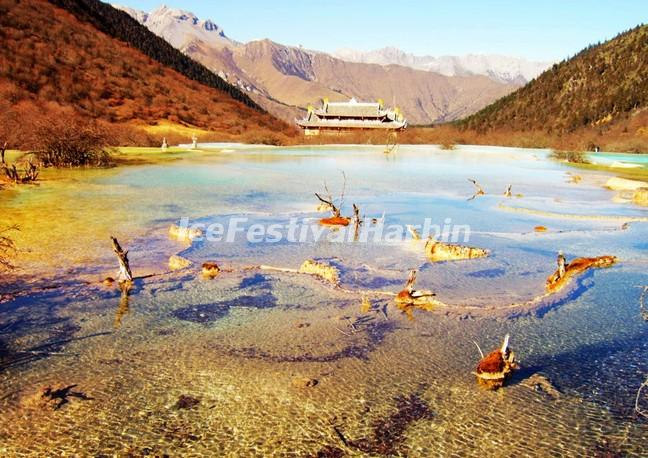 Jiuzhaigou Valley Winter Tours